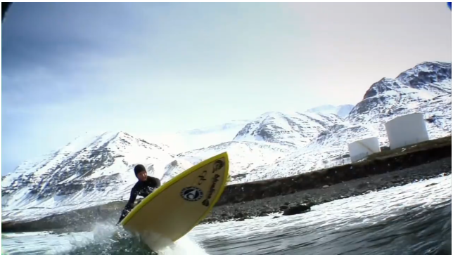 Iceland – Stand Up Paddle