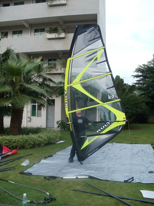 2012 – Ka Sail