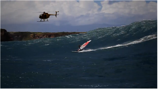Naish 2012 Windsurfing Collection Video