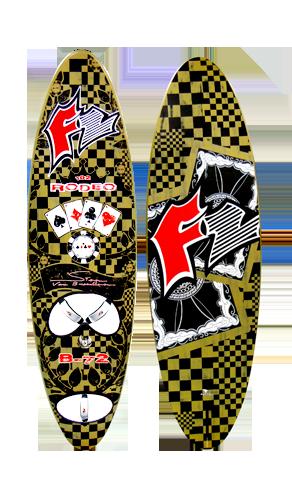 F2 Rodeo Pro Model 2012