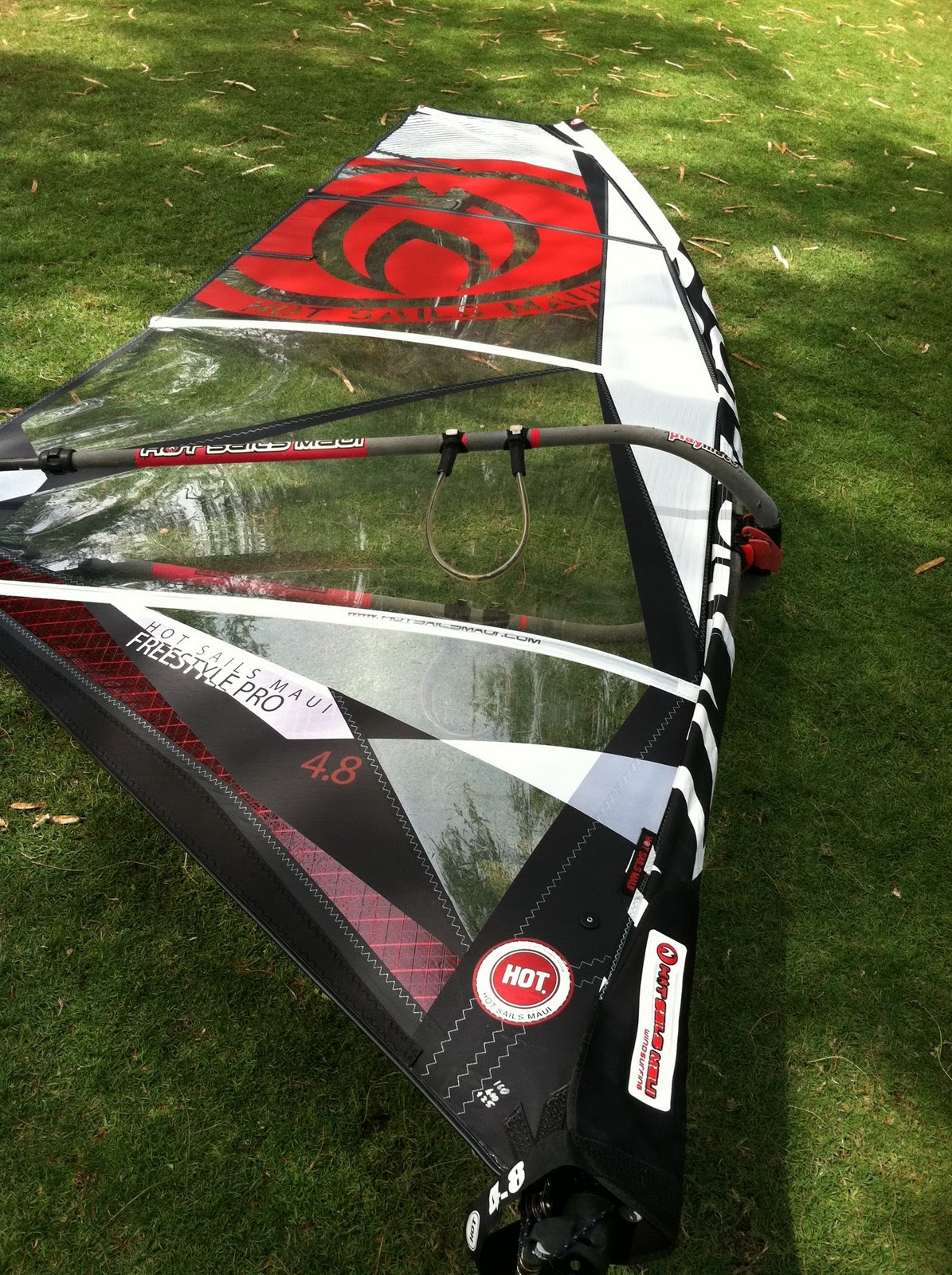HOT SAILS – The FreeSTYLE Pro