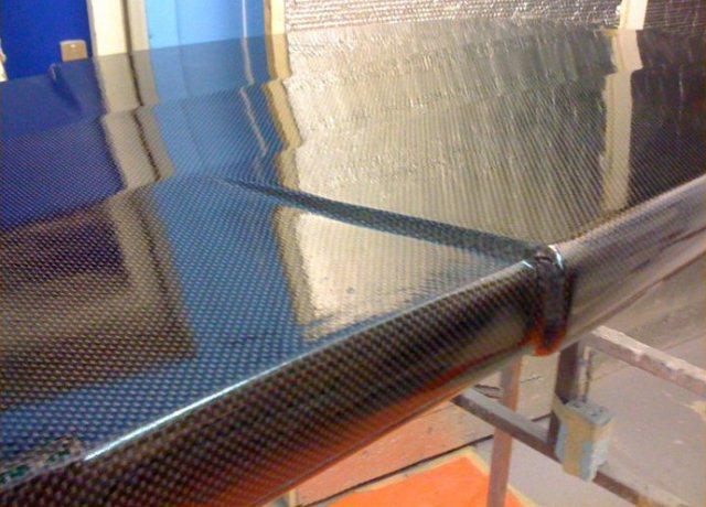 mXr windsurfing board