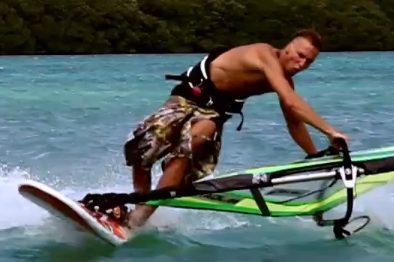 WARK Board Freestyle in Bonaire