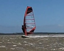 Windsurfing 24 hour Distance Record