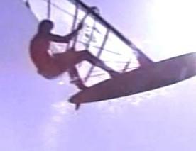 Laird Hamilton Windsurfing