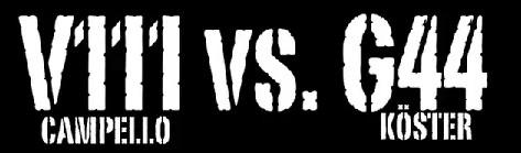 V111 vs. G44