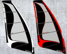 SS Sailbord – New Sails on stage