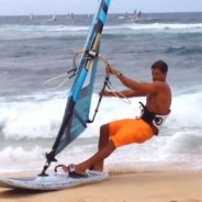 Ricardo Campello training in maui with new Gear