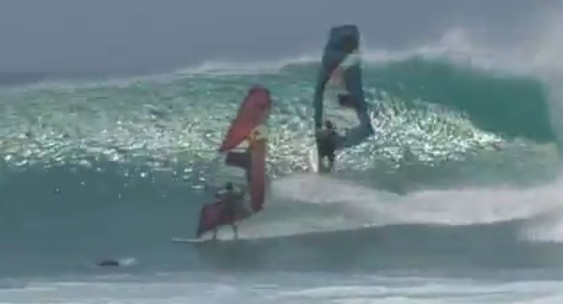 THE BEST WAVE SESSION EVER