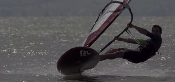 Marco Lang Professional Windsurfer