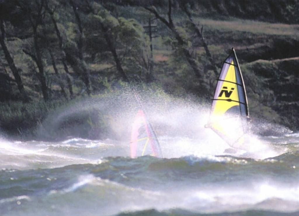 Windsurf Vintage Pictures